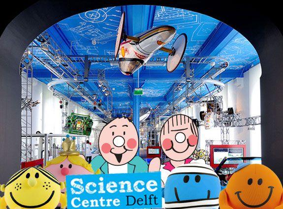 Voor de uitvinders en ontdekkingsreizigers onder ons hebben we dit weekend weer een leuke uittip met kortingsactie. We gaat naar het Science Centre van de TU in Delft. Leuk voor jong en oud! http://www.olijkenvrolijk.nl/blog/science-centre-tu-delf-korting/