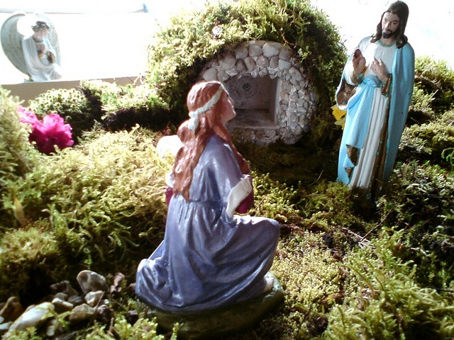 17 best images about miniature easter garden on pinterest - Trinity gardens church of christ ...
