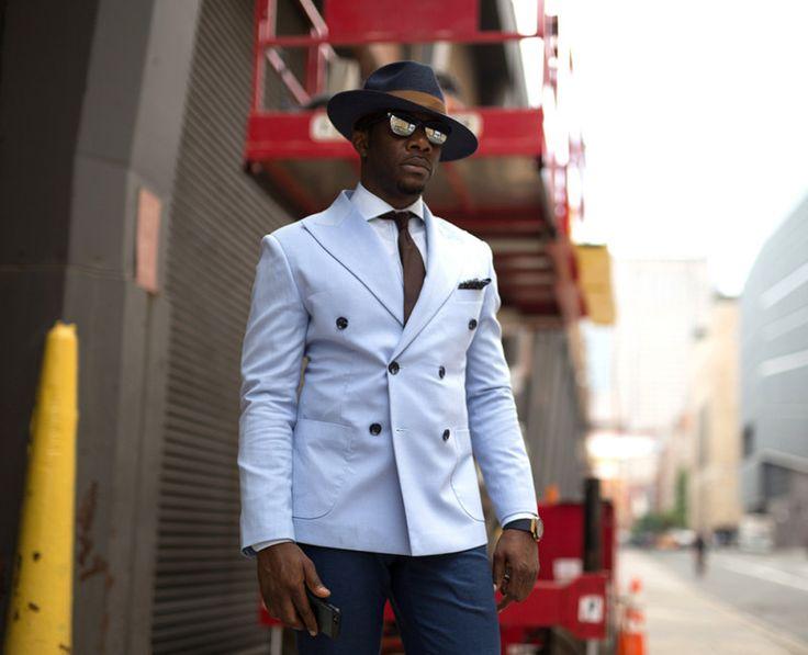 Четыря дня нью-йоркской Недели моды в 35 стритстайл-фотографиях | GQ.ru