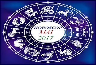 """Nu sunt poate cea mai tare în previzonarea horoscopului lunar, al cel pentru mai 2017, de exemplu, dar, please, 'frecţiile"""" astrolo..."""