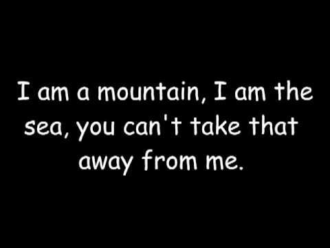 Biffy Clyro - Mountains ( with lyrics ) - YouTube