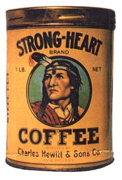Strong-Heart Coffee Tin. http://discoverypub.com/columns/hhfc/images/0403_hhfc_coffee.jpg