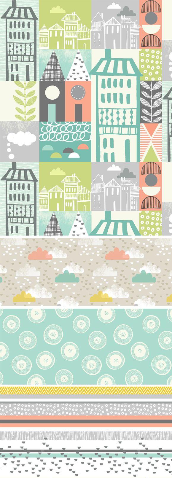 wendy kendall designs – freelance surface pattern designer » wonderland