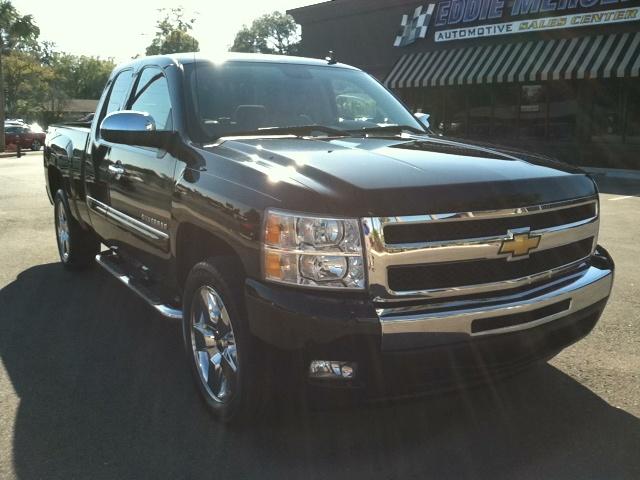 Used 2011 Chevrolet Silverado 1500 For Sale | Pensacola FL - www.eddiemercer.com #cars #pensacola #chevy