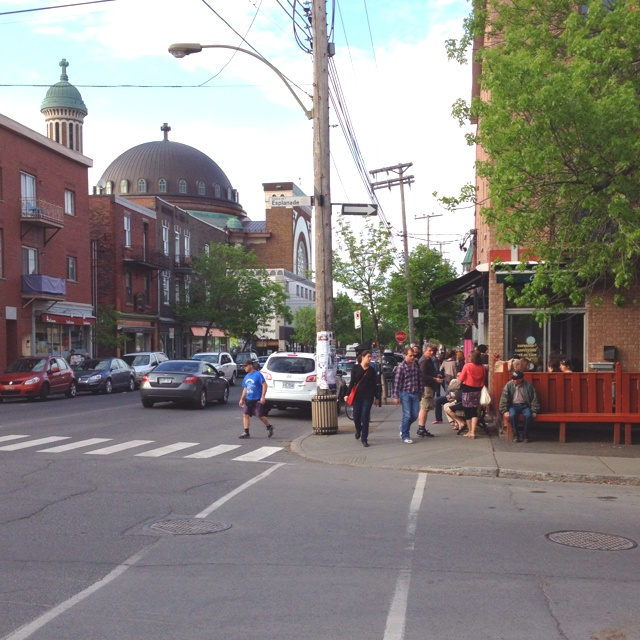Mile-End, Montreal