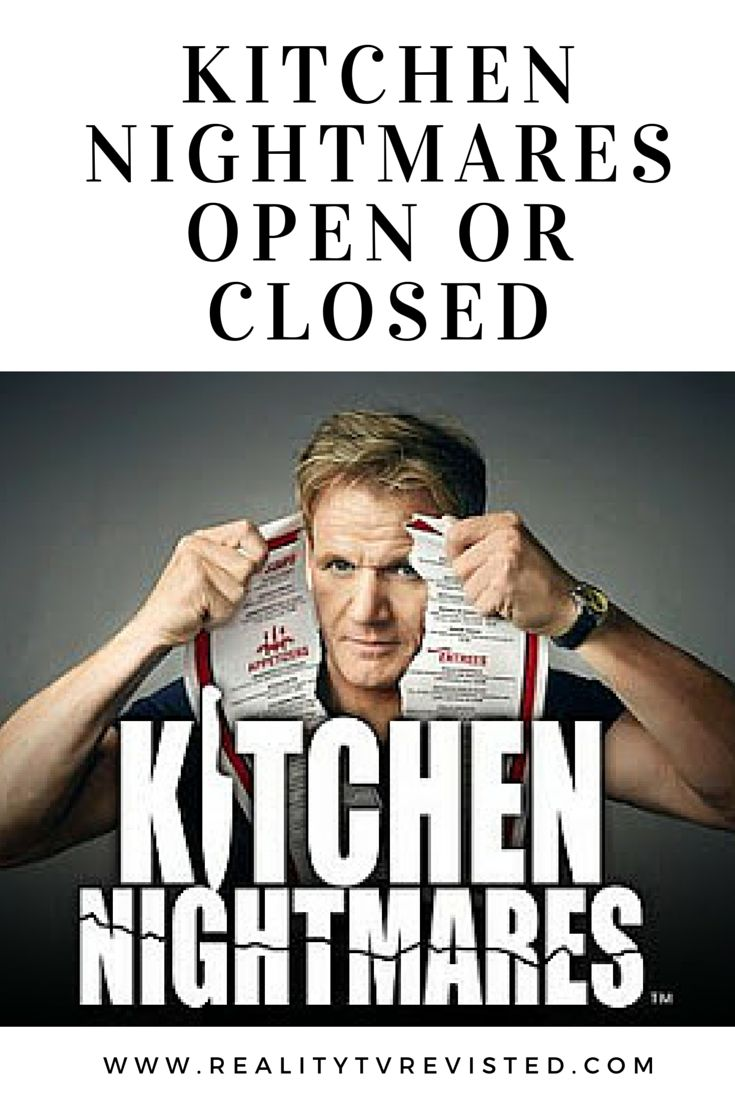 24 best Scenes From Gordon Ramsay\'s Kitchen Nightmares USA images ...