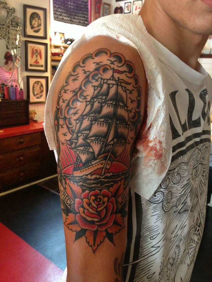 By Tim Pausinger at Pearl Harbor Gift Shop; Toronto, Canada.