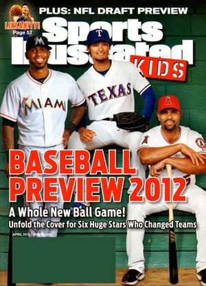 write an article for sports illustrated