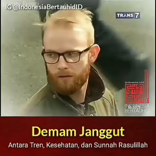 . . Sekarang gaya hipster lagi ngetren. Pria-pria di Barat menumbuhkan janggutnya. Tidak jarang bahkan para selebritis menggunakan rekayasa seperti ditanam dengan rambut dari bagian tubuh lain. Demi apa? Biar dibilang Goblok? Nggak soub. Biar keren aja.  Penelitian mutakhir ternyata menunjukkan janggut bermanfaat bagi pertahanan tubuh dari potensi penyakit dari luar. Wuih!  Tapi soub inilah yang membedakan nonmuslim dan muslim. Bagi seorang muslim yang memelihara janggut mereka melakukannya…