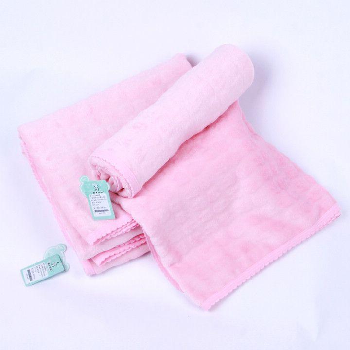 Младенцы банное полотенце 100% хлопок кристалл бархат младенцы полотенца ванна и душ многофункционально младенцы по уходу за кожей 5 шт. / много