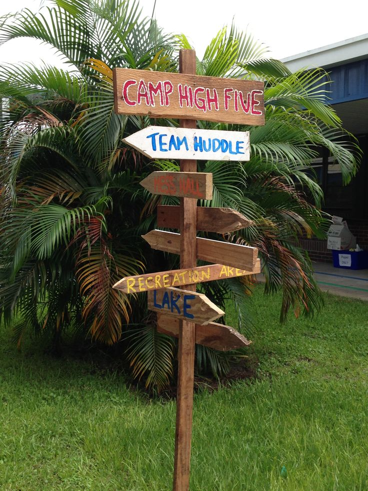 Classroom Decor By Felix ~ Best  camp high five decorations images on