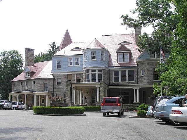 Davis & Elkins College in West Virginia