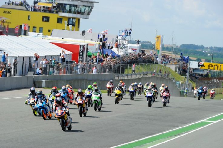 Miller, Race start, German Moto3 Race 2014