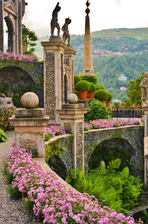 Isola Bella - Lago Maggiore, Piedmont, Italy ©Karl Gercens | www.flickr.com | #Piemonte #Italia #Piemont #Italien