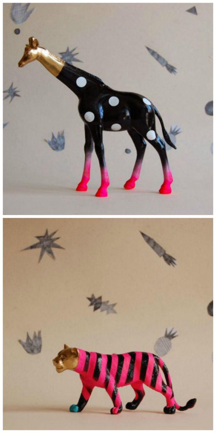 Decorar con figuras de juguetes de Papo http://www.elpaisdelosjuguetes.es/marca/figuras-papo-de-juguete.html