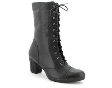 Zarla, black - Ziera Shoes