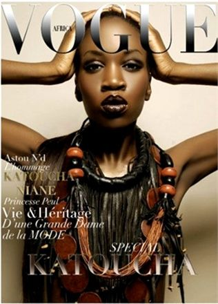 VOGUE africa <3: Beautiful, Vogueafrica, Beauty, African Magazine, Black