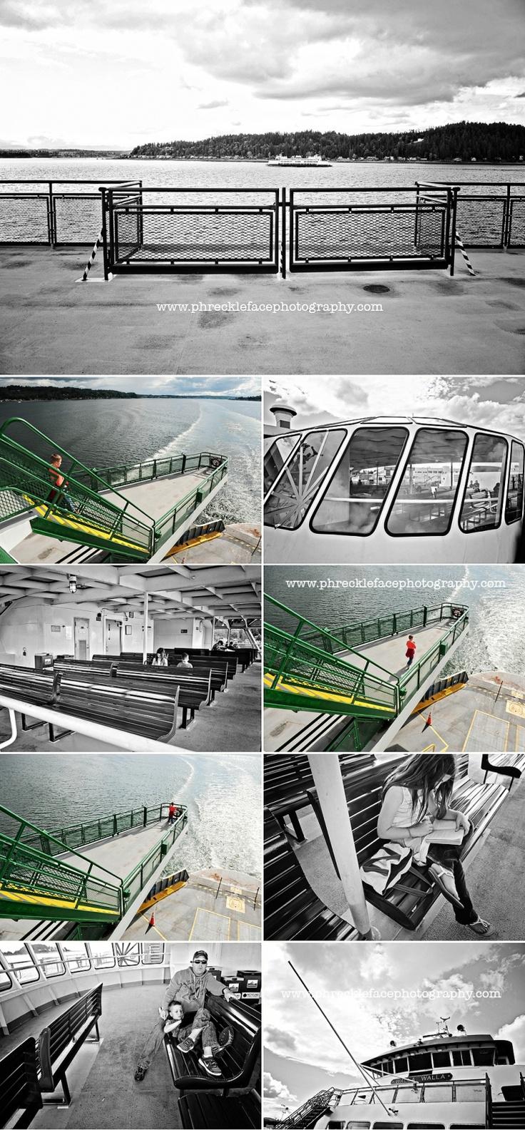 seattle to bremerton ferry
