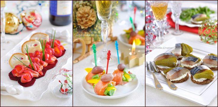 Три способа засолки рыбы к новогоднему столу — Живой Журнал