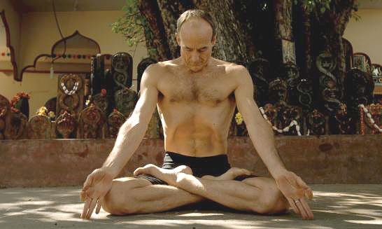 David Swenson - a true yogi and one of the nicest people you'll ever meet