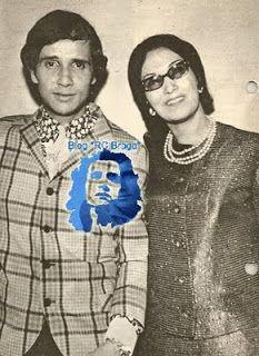Esta matéria contém: • ROBERTINO e LADY LAURA - Os Pais De Roberto Carlos • Em primeira mão:  Roberto Carlos grava depoimento para documentá...