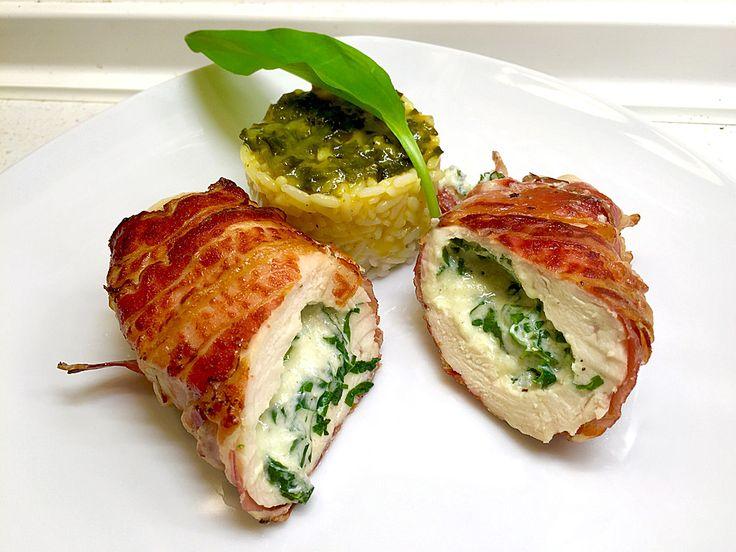 Gefüllte Bärlauch-Hähnchen-Rouladen, ein beliebtes Rezept aus der Kategorie Geflügel. Bewertungen: 103. Durchschnitt: Ø 4,6.