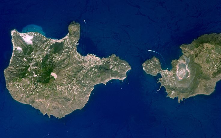 Aeolian Islands (Sicily)