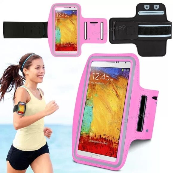 SOLD Samsung Galaxy Note 3, 4 & 5 Armband Case Samsung Galaxy Note 3, 4 & 5 Armband Case Accessories