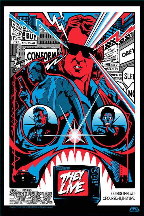 Watch They Live (1988) Full Movie Online Free