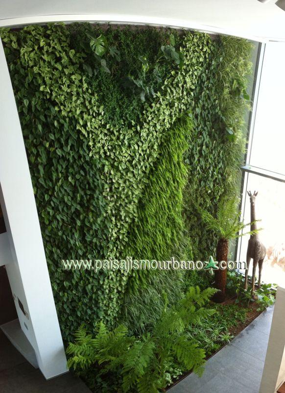 Mejores 7 im genes de jardin vertical villa de lujo for Jardines de lujo