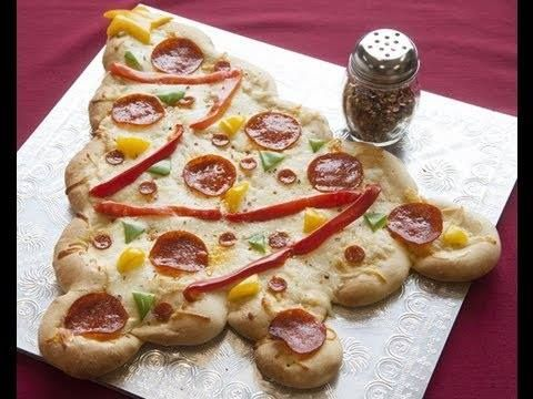 This is our kind of Christmas Tree..... www.splendidpizza.co.uk