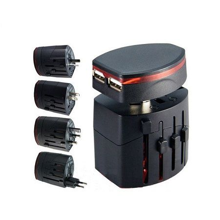 #Steigens provides Corporate and Promotional #TravelPlug gifts in Dubai. It's mainly used to 2 and 3 pins chargers or adapters. The #corporategifts of Travel plugs are simply allowed a dual-voltage appliance and #portabledevice to #anylocation