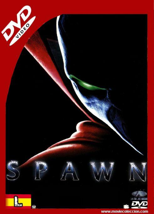 Spawn 1997 DVDrip Latino ~ Movie Coleccion