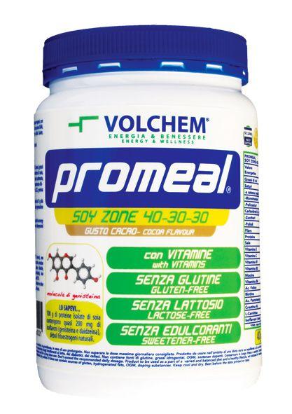 Promeal Soy Zone 40-30-30: integratore a base di proteine della soia