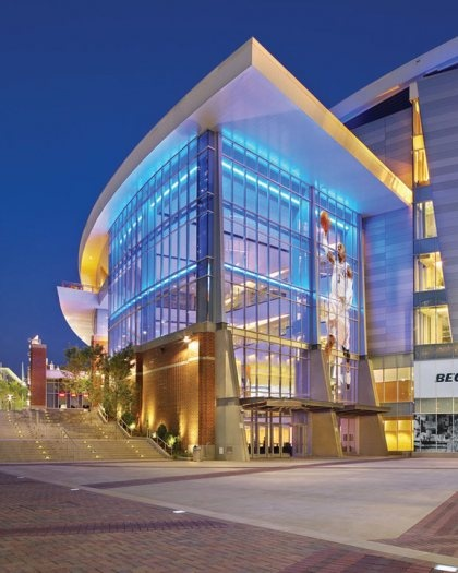 Time Warner Cable Arena  Charlotte, NC