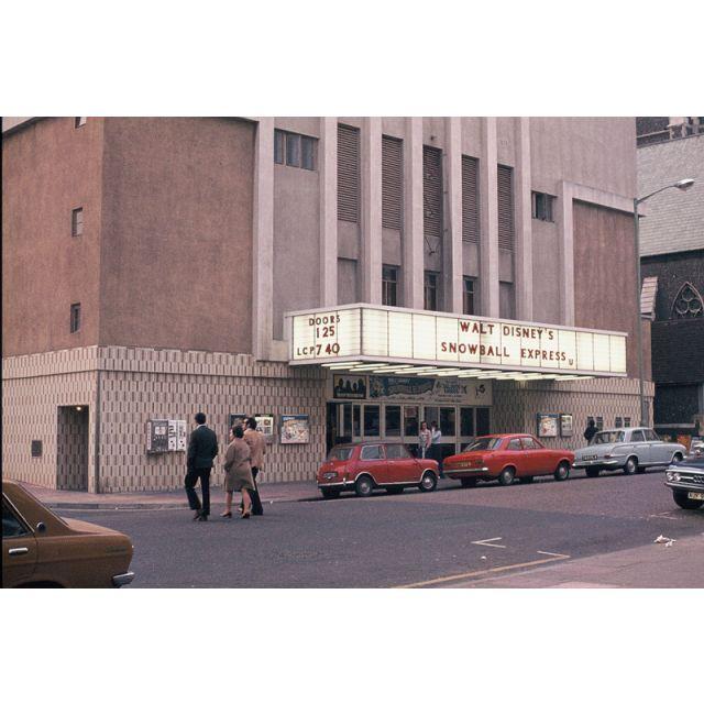 Odeon Cinema West Street Brighton 1973