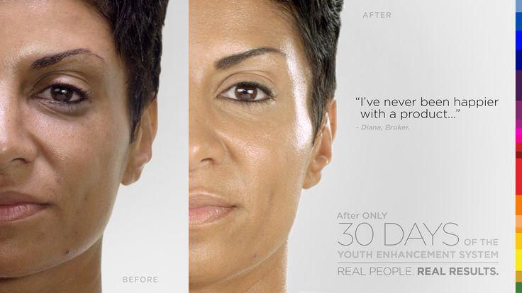 Love the way you look! #luminesce #redefiningyouth #generationyoung #jeunesse #jeunesseglobal #antiaging #skincare