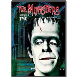 @Overstock - The Munsters: Season Two (DVD) - All of the classic episodes from the second season of the television hit, THE MUNSTERS, are collected in this special volume. Bursting onto screens in the early 1960s, THE MUNSTERS offered a skewed, yet hilarious, visualization of a less than wholesome...    http://www.overstock.com/Books-Movies-Music-Games/The-Munsters-Season-Two-DVD/7503204/product.html?CID=214117  $15.83