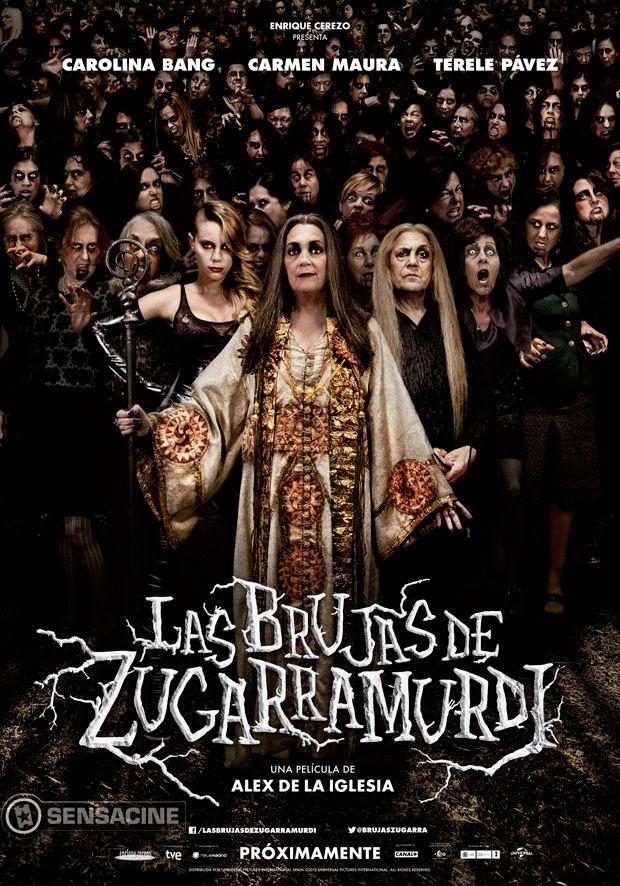 Las brujas de Zugarramurdi, de Alex de La Iglesia