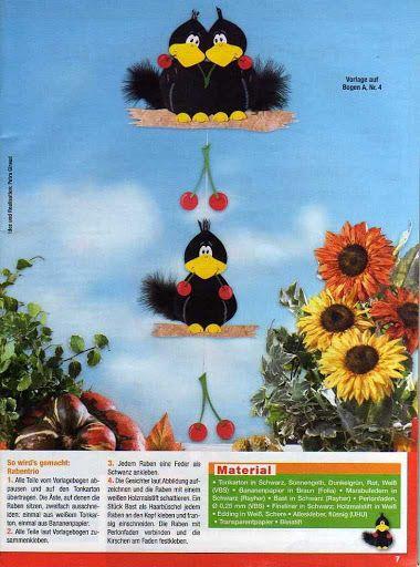 Bastelwelt - Fensterbilder Herbst und Winter - Subtomentosus Xerocomus - Picasa Webalbumok