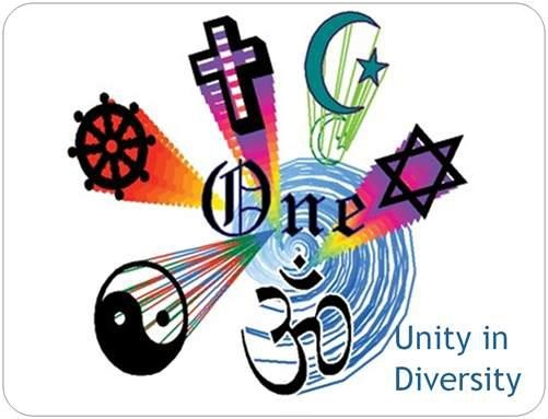Unity in diversity | Anonymous ART of Revolution