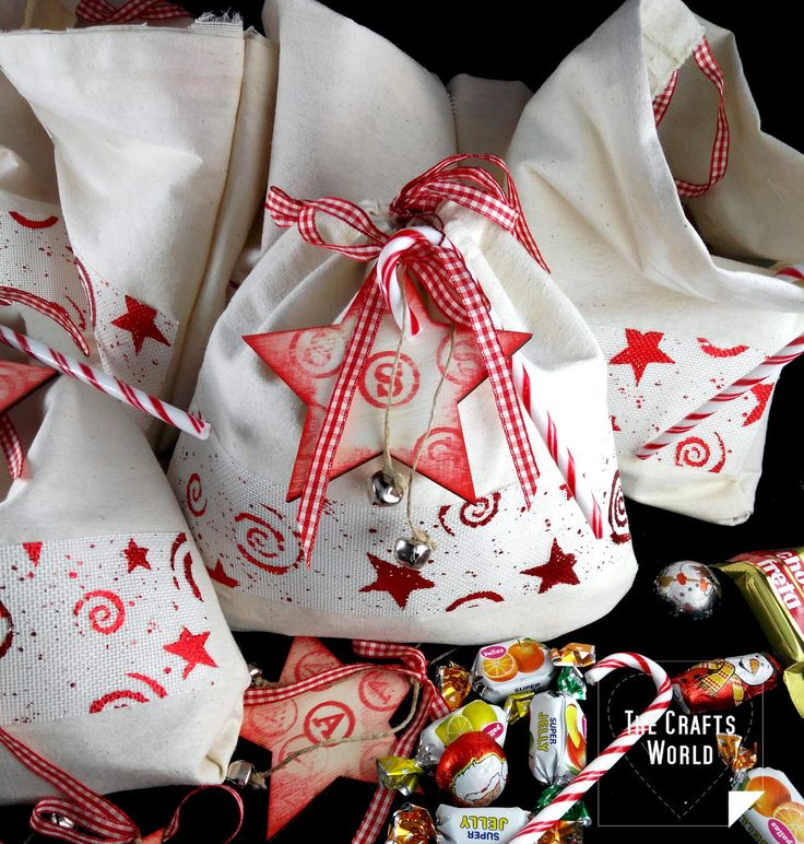 Goody bags – Canvas star