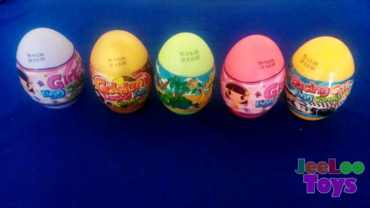 Surprise Eggs jeeloo Review best ​ collector fun toys for kids