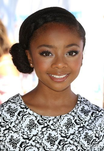 how to get hair like skai jackson