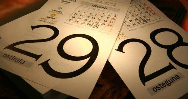 Colegio Weston: Año Bisiesto 2016, hoy 29 de febrero: ¿qué signifi...