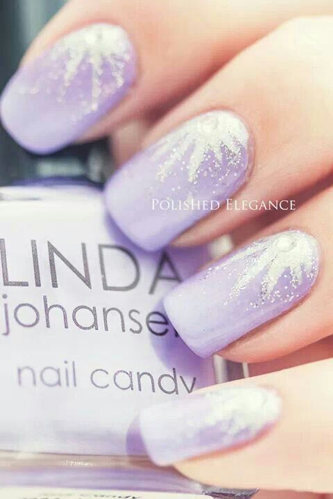 Nail Art - 64 Best Lilac Nail Designs Images On Pinterest Make Up, Enamels
