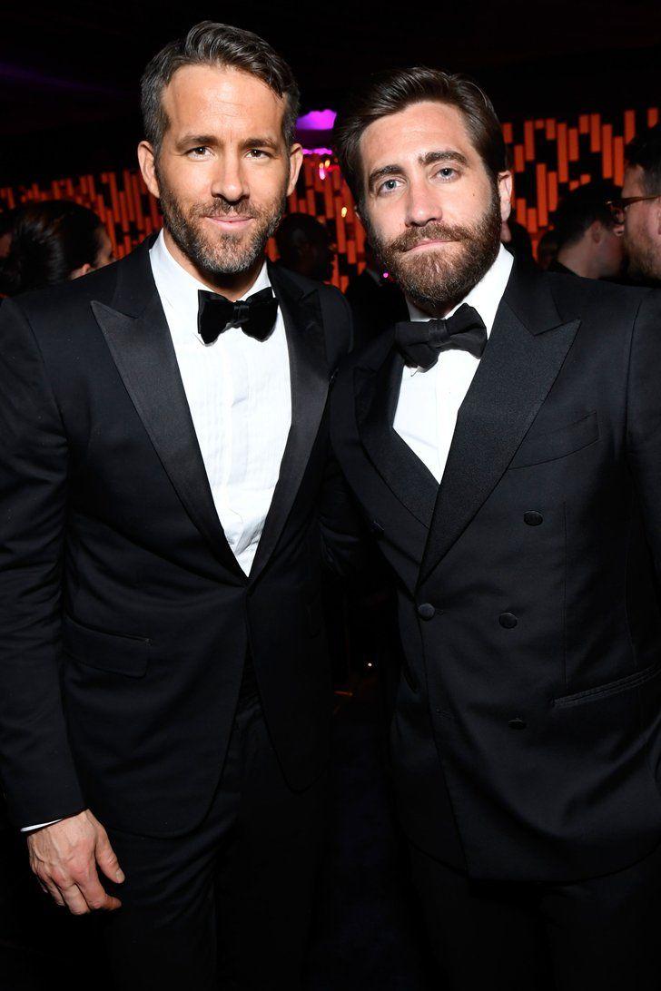 Jake Gyllenhaal Isn't Happy About Ryan Reynolds's Oscar Snub Either