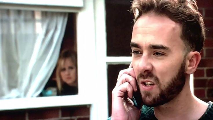 Coronation street 2017 Sarah gets a call saying that Gary has bring killed