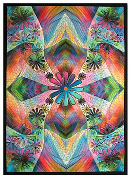 Haight Fantasy, by Gloria Hansen amazing