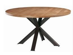 Roche Bobois - Syntaxe Round Dining Table 2'Wx3'H breakfast nook